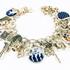 The Three Musketeers charm bracelet