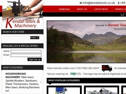 https://kendaltools.co.uk/ website